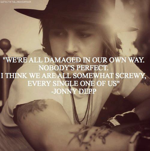 Johnny Depp Quotes About Love Tumblr : ... ?n Photos / Quotes Etichete: johnny deep , johnny deep quotes