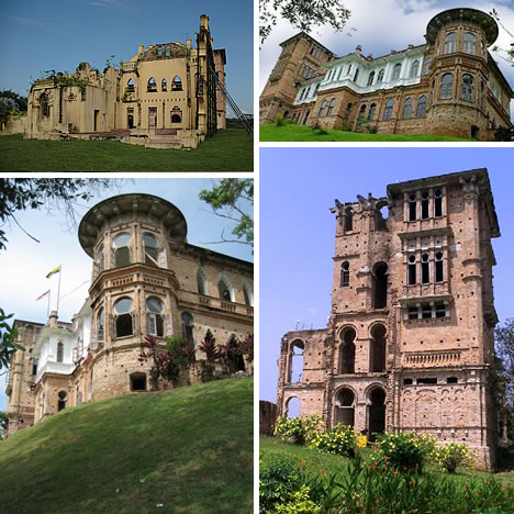 10 castles built for love simple interesting for Build your own castle home