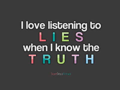 Picture Quotes on Lies Love Quotes Sad Truth Words Favim Com 55306