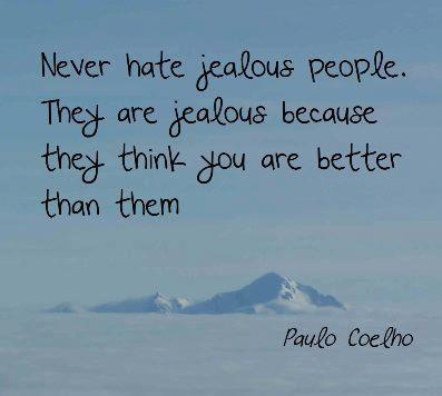 quotes about jealous people - photo #10