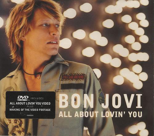 Bon Jovi – All About Lovin' You Lyrics | Genius Lyrics
