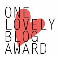 One Lovely Blog Award (second time around)