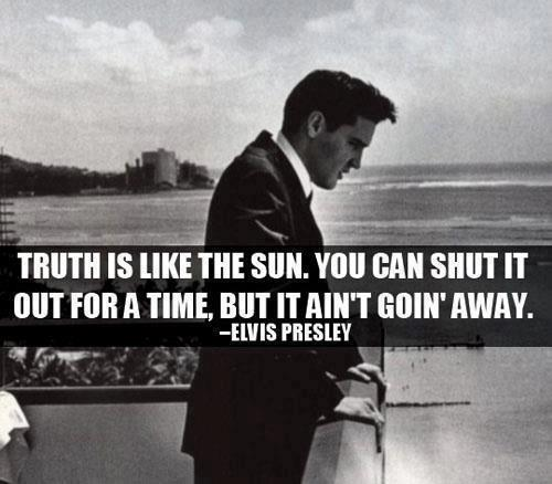 14Elvis Presley quotes about truth