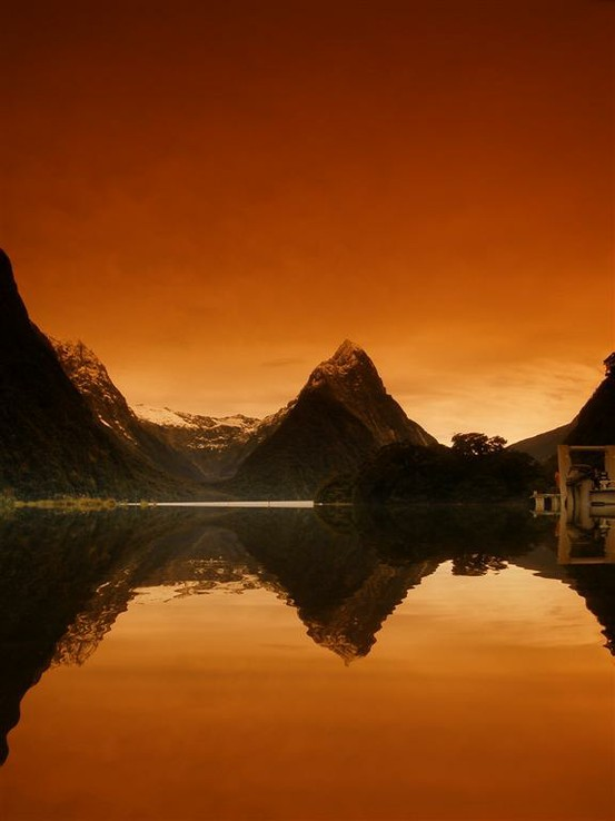 14Milford Sound, New Zealand