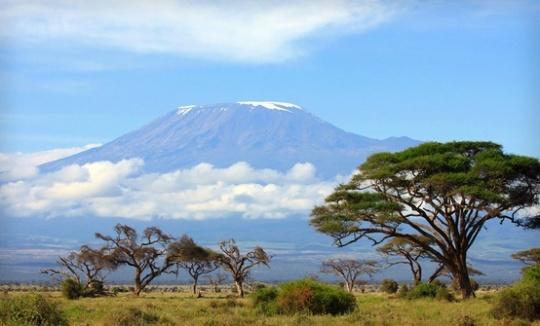 17Mount Kilimanjaro