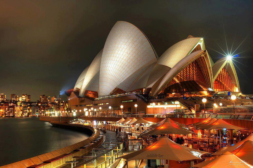 Opera House, Sydney, Australia. | Simple & Interesting.