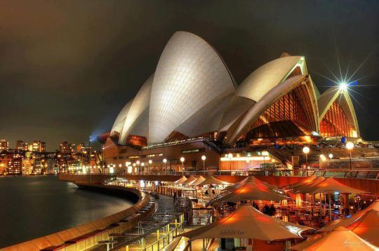 22Opera House, Sydney, Australia