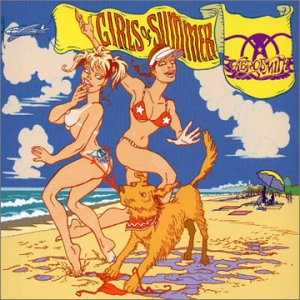 Aerosmith - Girls Of Summer (single)
