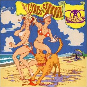 Aerosmith - Girls Of Summer (single)