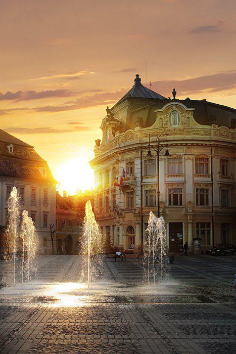 Piata Mare - Sibiu