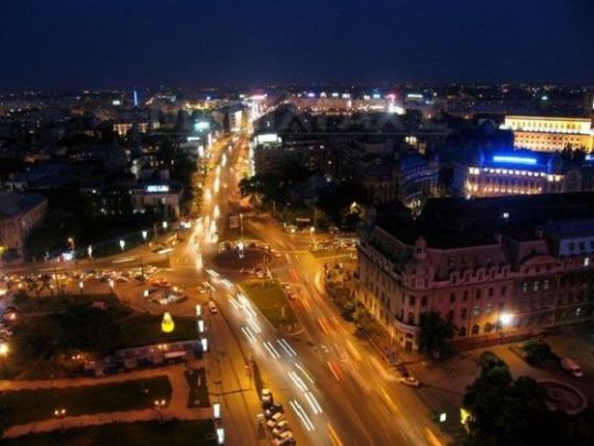 10Bucharest, Romania.