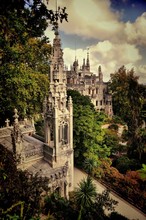 Sintra Portugal  city pictures gallery : Quinta da Regaleira, Sintra, Portugal. | Simple & Interesting.
