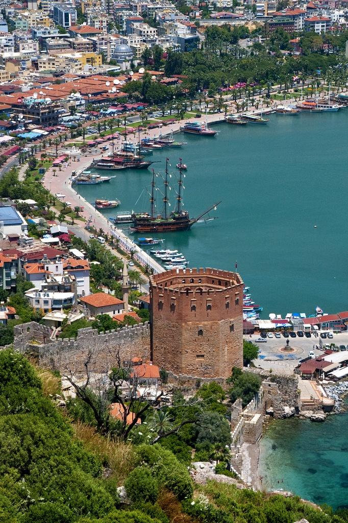 Alanya Turkey  City pictures : Alanya, Turkey. | Simple & Interesting.