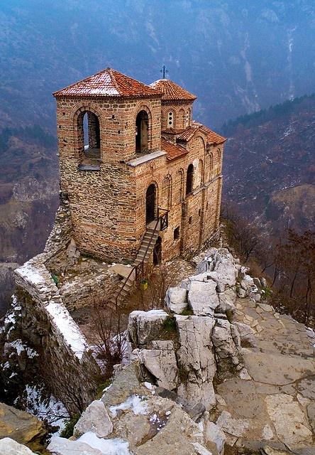 Asenovata Krepost, Asenovgrad, Bulgaria