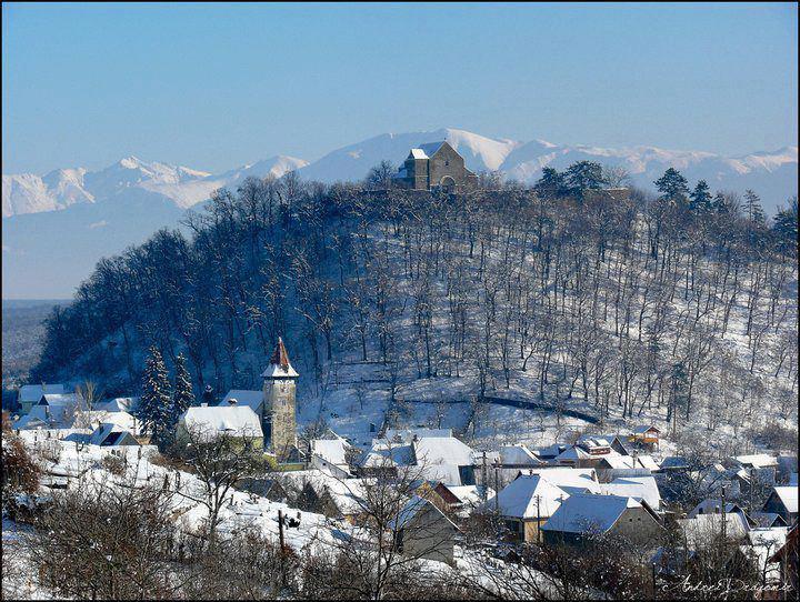 Sibiu Romania  City new picture : cisnadioara sibiu romania