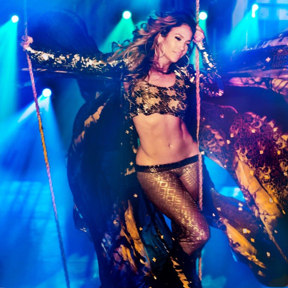 "New single : Jennifer Lopez feat. Pitbull – ""Live It Up""."