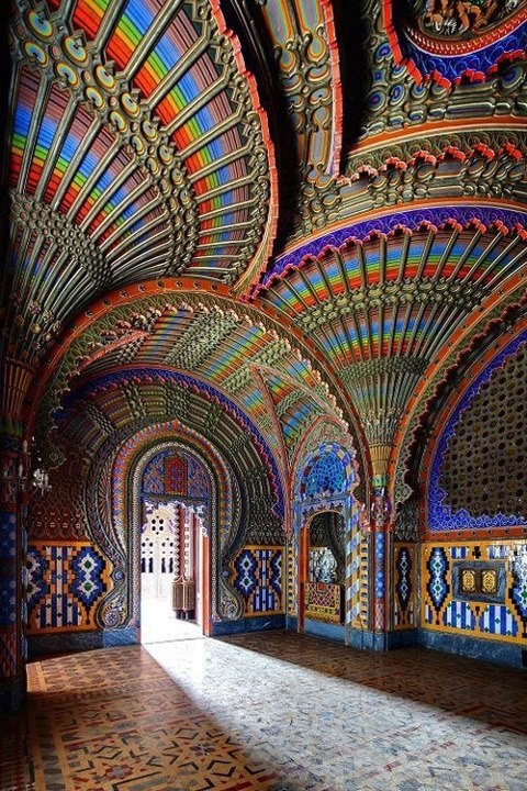 Castle Sammezzano,Italy