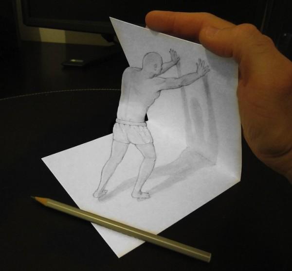 3d Drawings Diddi Simple Interesting