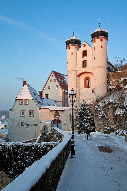 11Parsberg Castle, Germany