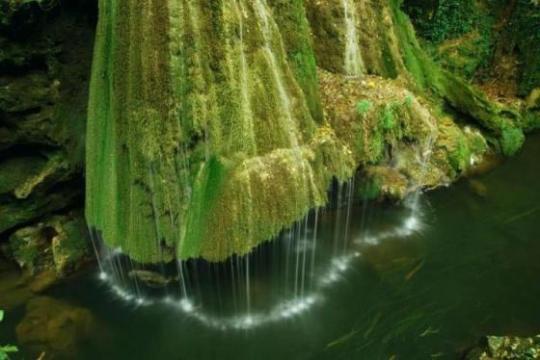 Bigar Waterfall, Romania.