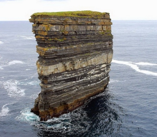 Dun Briste, Ireland sea stack