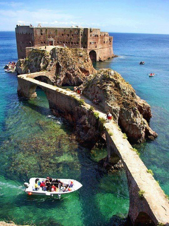05Fort de Saint John the Baptist, Berlengas Islands, Peniche - Portugal