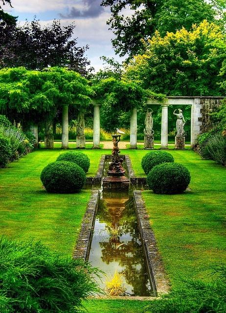 28Godinton House Garden, Ashford, Kent, England