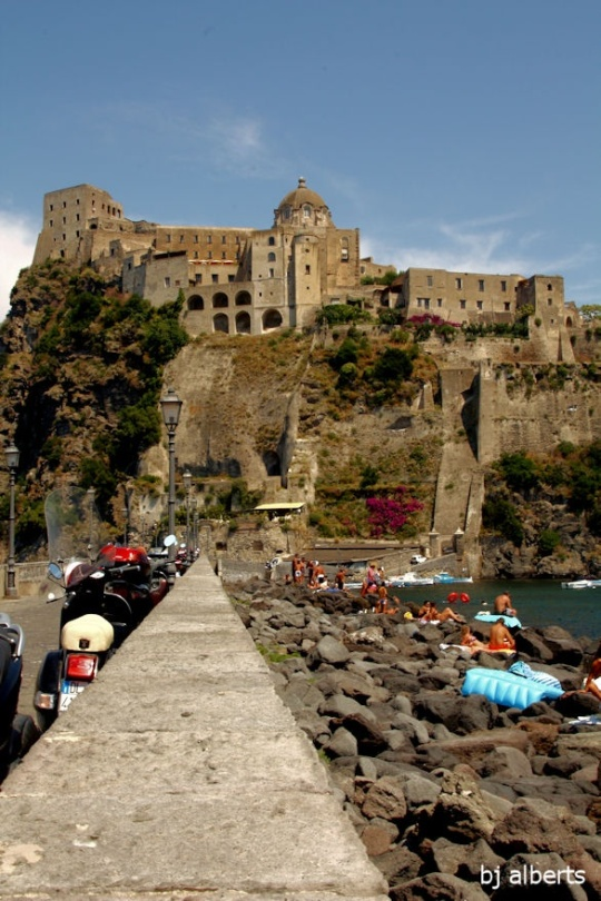 11Castello Aragonese - Home of the Ischia Film Festival- Ischia, Napoli
