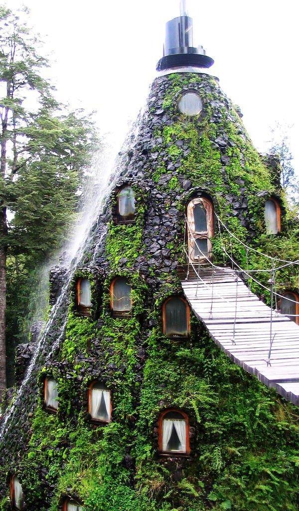 28hotel la montana magica chile