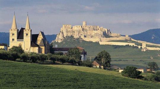 12Spiš Castle, Slovakia