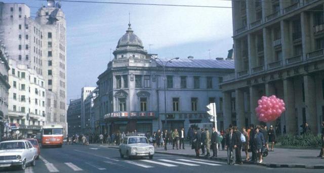 Bucuresti_1970_CaleaVictorieizonaCerculMilitar-Capsa-Romarta