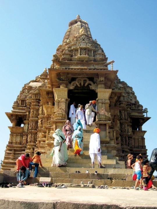 03Mahadeva Temple, India. Photo by Sharon Taylor
