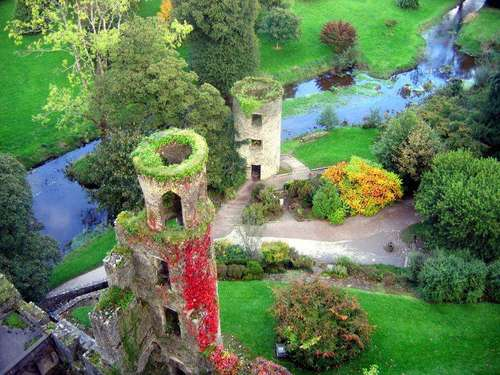 10Blarney Castle, Blarney County, Cork, Ireland