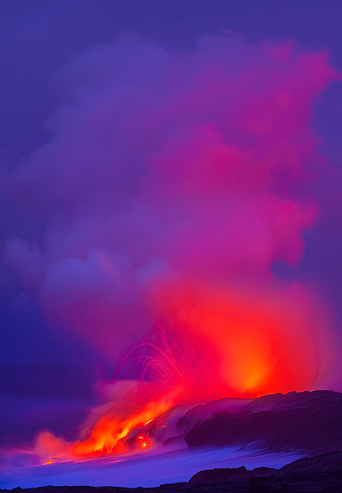 24Volcano - Hawaii - USA (von kevin mcneal)