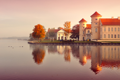 Rheinsberg Palace, Germany