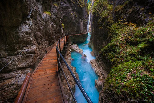 18Leutasch Gorge, Germany