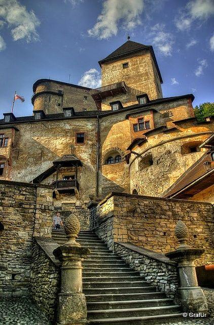 12Orava Castle, Slovakia