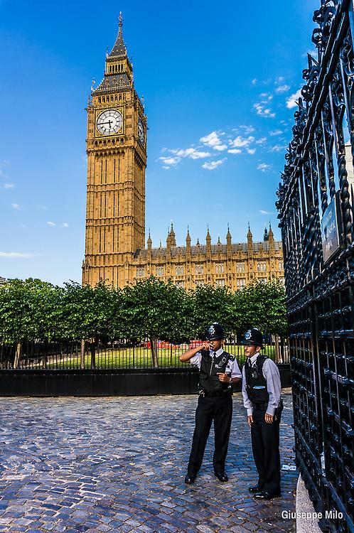 Big Ben - London - England (von j0sh (www.pixael.com))