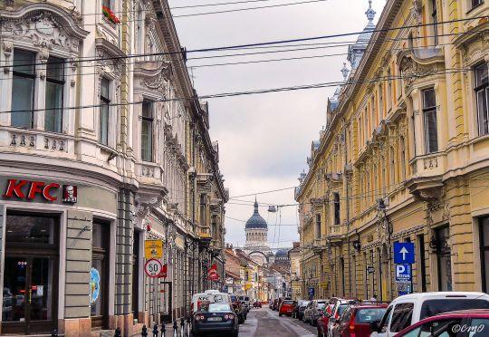 Mirror Street, Cluj Napoca