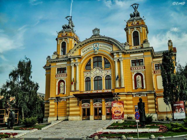 Teatrul National, Cluj-Napoca