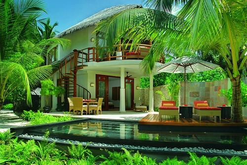 13The Maldives
