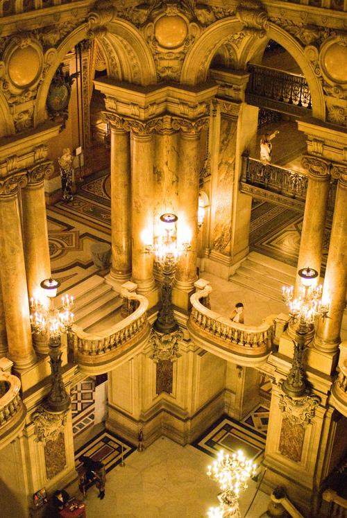 15The Opera House, Paris