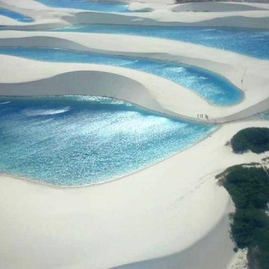 23Jericoacoara Beach, Brazil