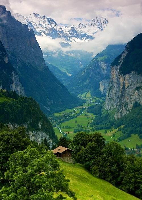 24Valley of Dreams, Interlaken, Switzerland