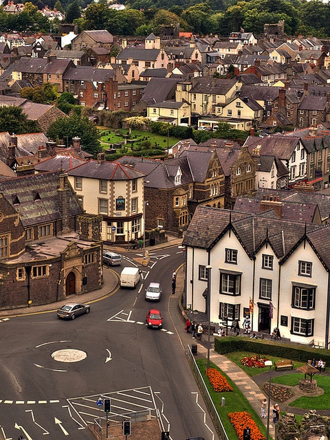 Conway, Wales