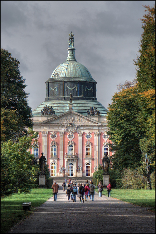 New Palace, Potsdam, Germany (by p h o t o . w o r l d s)