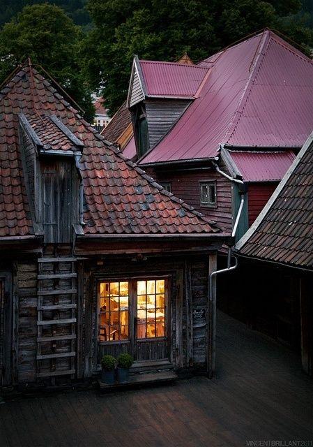 08Bryggen, Bergen, Norway