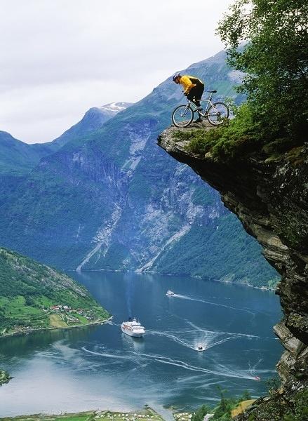 27Geiranger Fjord, Norway