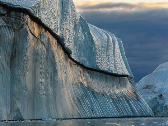 28Iceberg, Greenland photo by james balog