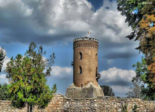 Chindiei Tower, Targoviste, Romania.
